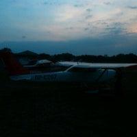 Photo taken at Lingayen Airport by Angelo S. on 4/20/2012
