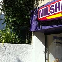Photo taken at MilShakes by Felipe B. on 5/6/2012