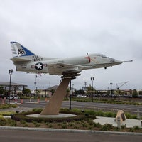 Photo taken at Naval Air Station North Island by JonMichael B. on 6/3/2012