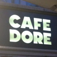 Photo taken at Café Doré by Alex R. on 5/7/2012