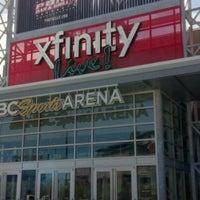 Photo taken at XFINITY Live! Philadelphia by Matthew F. on 4/5/2012