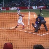 Photo taken at Rhoads Stadium by Bryan L. on 4/7/2012