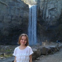 Photo taken at Taughannock Falls State Park by Sean K. on 4/7/2012