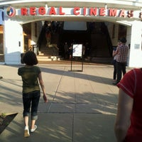 Photo taken at Regal Cinemas Atlas Park 8 by Chris M. on 5/19/2012