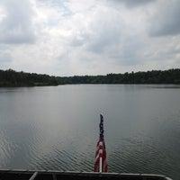 Photo taken at Kentucky Dam Marina by Rustin B. on 5/22/2012