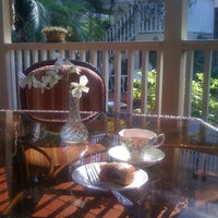 Photo taken at Sabal Palm House Bed and Breakfast by Colleen R. on 4/12/2012