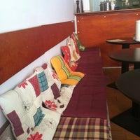 Photo taken at Stargarder Burger by Veronika K. on 6/30/2012
