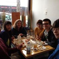 Photo taken at Fish Market Sushi Bar by 9ft5wt on 4/8/2012
