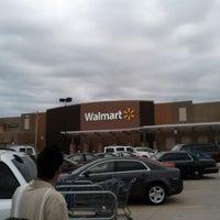 Photo taken at Walmart Supercenter by Bernard S. on 5/3/2012