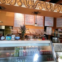 Photo taken at Gilbert's Main Street Bagel Deli by George L. on 8/18/2012
