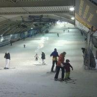 Photo taken at SnowWorld by Susan on 2/4/2012