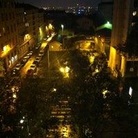 Photo taken at Hotel de la Croix-Rousse by Yana K. on 8/24/2012