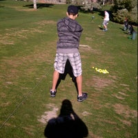 Photo taken at Dixie Red Hills Golf Course by Chuck G. on 3/3/2012