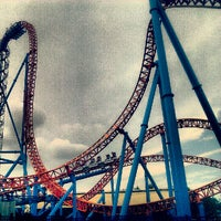 Photo taken at Hersheypark by Vishva P. on 8/4/2012