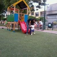 Photo taken at Parque Leoncio Prado by Liza Ornella F. on 2/13/2012