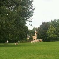 7/28/2012にTowanda K.がBürgerpark Pankowで撮った写真