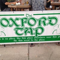 Photo taken at The Oxford Tap by Joe J. on 6/16/2012