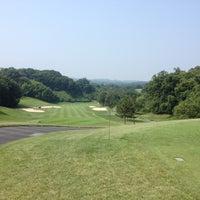 Photo taken at Kobe Pine Woods Golf Club by Hiroki K. on 7/28/2012
