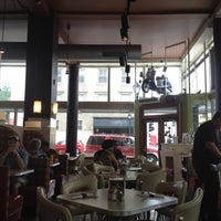Photo taken at City Diner at the Fox by Ashley S. on 7/14/2012