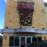 Photo taken at TGI Fridays by Mario G. on 4/23/2012