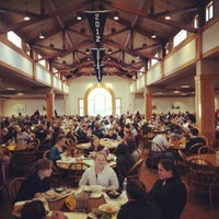 Photo taken at Davison Hall by Cory T. on 4/11/2012