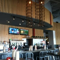 Photo taken at Grub Burger Bar by Rachael D. on 9/1/2012