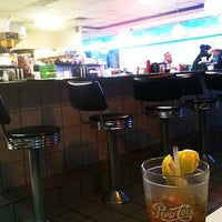 Photo taken at Jake's Diner by Eric C. on 7/4/2012