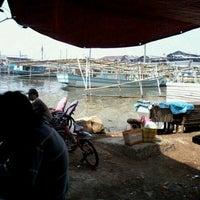 Photo taken at Pelabuhan Kayu Kalibaru by Brand C. on 5/21/2012