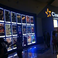 Photo taken at Cinépolis by Vic V. on 8/18/2012