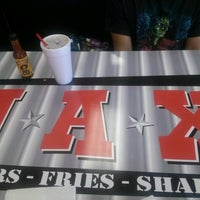 Photo taken at Jax Burgers by Jacklyn K. on 6/16/2012