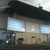 Photo taken at Grace Church of Arvada by Jake G. on 2/19/2012