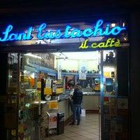 Photo taken at Sant'Eustachio Il Caffè by ali a. on 4/9/2012