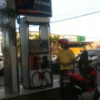 Photo taken at Petron by Angelito M. on 4/27/2012