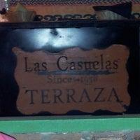 Photo taken at Las Casuelas Terraza by René D. on 8/30/2012
