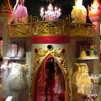 Photo taken at Disney Store by Jason H. on 5/12/2012