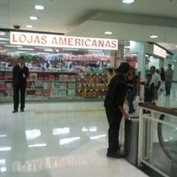 Photo taken at Lojas Americanas by Thy B. on 3/21/2012