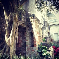 Photo taken at Hacienda De San Carlos by Eduardo M. on 2/25/2012