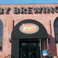 Photo taken at Willoughby Brewing Company by Brian G. on 3/10/2012