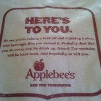 Photo taken at Applebee's by Katrina W. on 9/5/2012