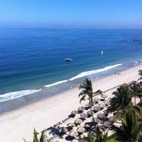 Photo taken at Dreams Resort & Spa by Lindsay R. on 5/11/2012