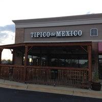 Photo taken at Tipico De Mexico by Elliot D. on 3/19/2012