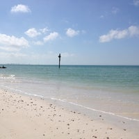 Photo taken at Honeymoon Island State Park by Heather O. on 2/29/2012