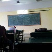 Photo taken at Karunya University - School of Computer Science by Samuel P. on 8/27/2012
