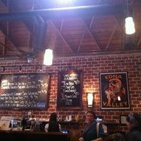 Photo taken at Blu Jam Café by Anya on 2/21/2012