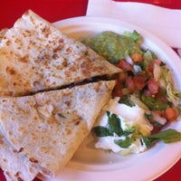 Photo taken at Tacos Por Favor by Jessica F. on 2/7/2012