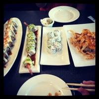 Photo taken at RawZ Cafe by Desara C. on 5/10/2012