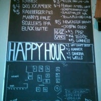 Photo taken at Saint John's Bar & Eatery by Finn v. on 2/22/2012