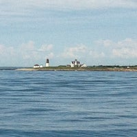 Photo taken at Point Judith Light House by Edwin K. on 7/11/2012
