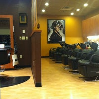 Photo taken at Hair & Body Solutions Salon and Spa by Jeni B. on 2/24/2012