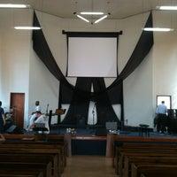 Photo taken at Igreja Batista em Vila Nova Cachoeirinha by Camilo B. on 7/28/2012
